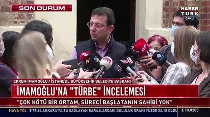 İmamoğlu 'el bağlama ihbarı' sorusunda kahkaha attı