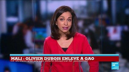 Enlèvement du journaliste Olivier Dubois au Mali : ce que l'on sait des dernières heures avant son enlèvement