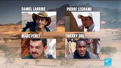 Otage français au Mali : retour sur les enlèvements de Français à l'étranger