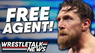 Daniel Bryan LEGIT Done With WWE?! AEW Rumor Killer! | WrestleTalk
