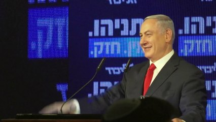 In Israele Benjamin Netanyahu potrebbe finire all'opposizione