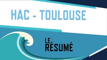 HAC - Toulouse (0-1) : le résumé du match