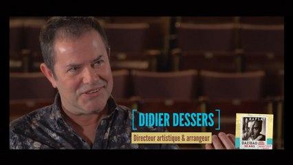 Pierre Rapsat - Dazibao 20 ans - épisode 4 - Didier Dessers