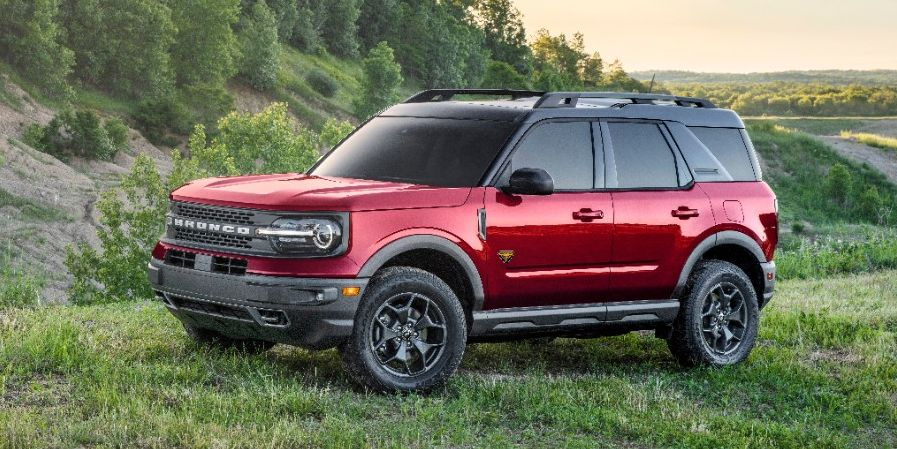 Ford Bronco Sports overcomes Hell's Gate route in Utah