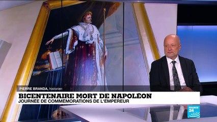 Bicentenaire de la mort de Napoléon : la France commémore une figure complexe et controversée