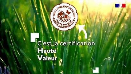 La certification Haute Valeur Environnementale
