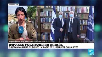 Impasse politique en Israël : l'avenir de Benjamin Netanyahu en question