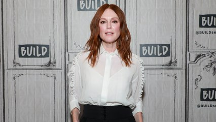 Julianne Moore is a Hollywood Icon