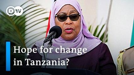 Tanzania's new leader Samia Suluhu Hassan- Paving the way towards more democracy