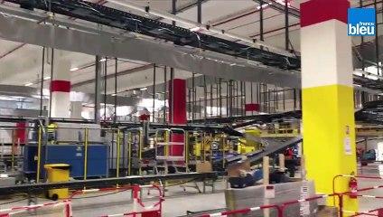Amazon s'implante à Metz
