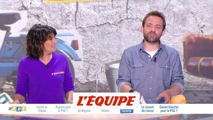 La petite lucarne du 5 mai 2021 - Tous sports - L'Equipe d'Estelle