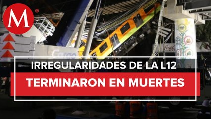Todo sobre el accidente de la L12; Sandra Romandía revela documentos de la falta de mantenimiento