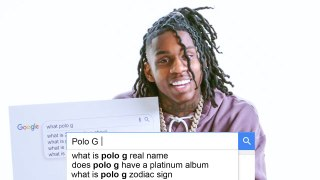 Polo G Answers the Web's Most Searched Questions