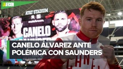 Canelo Álvarez estalla contra Billy Saunders tras no asistir al careo y descarta cancelar la pelea