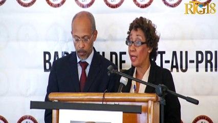 Conseil de l'Ordre des Avocats de Port-au-Prince / Conférence sur l'entraide judiciaire