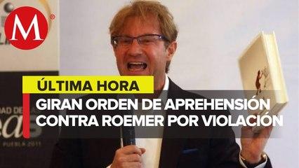 Juez ordena detener al diplomático Andrés Roemer por violación