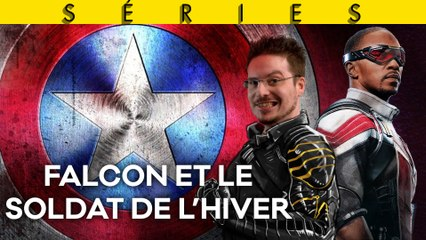 Vlog #665 - Falcon et le Soldat de l'Hiver (SPOILERS)