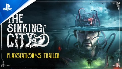 The Sinking City - Release Trailer - PS5