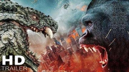 APE VS MONSTER Trailer (2021)