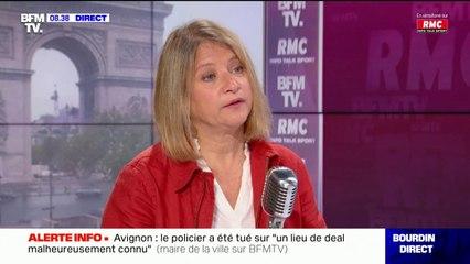 """Selon la Pr Karine Lacombe, Emmanuel Macron fait """"un pari"""" dans sa stratégie de déconfinement"""