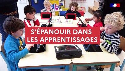 S'épanouir dans les apprentissages à l'école des Chardrottes, Chatou (78)