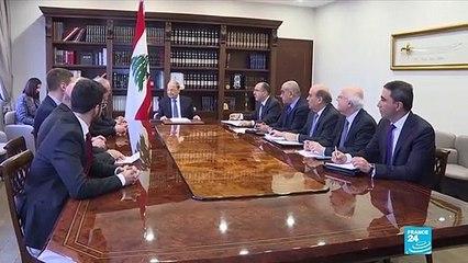 """Crise au Liban : Jean-Yves Le Drian en visite à Beyrouth avec un """"message de grande fermeté"""""""