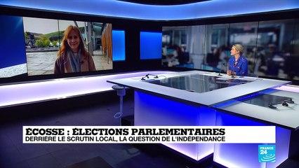 Élections parlementaires en Écosse : derrière le scrutin local, la question de l'indépendance