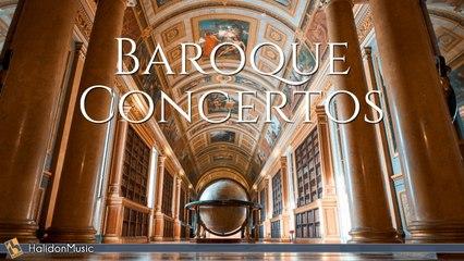 Various Artists - Baroque Concertos