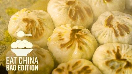 The Double Pan-Fried Bao is Twice As Crispy - Eat China (S3E9)