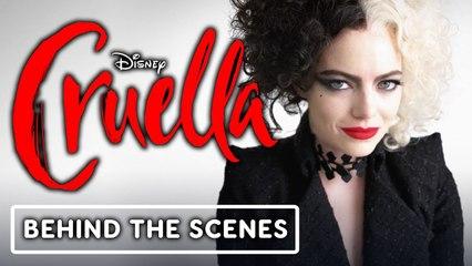 Disney's Cruella - Official Behind the Scenes Clip (2021) Emma Stone