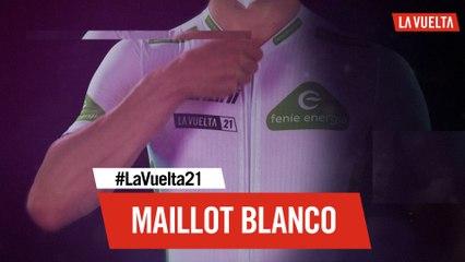 White Jersey   Santini x La Vuelta 21