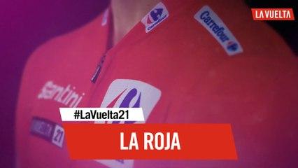 ❤️ LA ROJA   Santini x La Vuelta 21