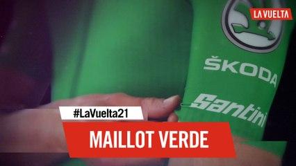 Green Jersey   Santini x La Vuelta 21
