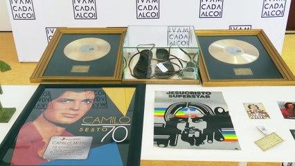 El futuro museo de Camilo Sesto reunirá más de 800 objetos del artista