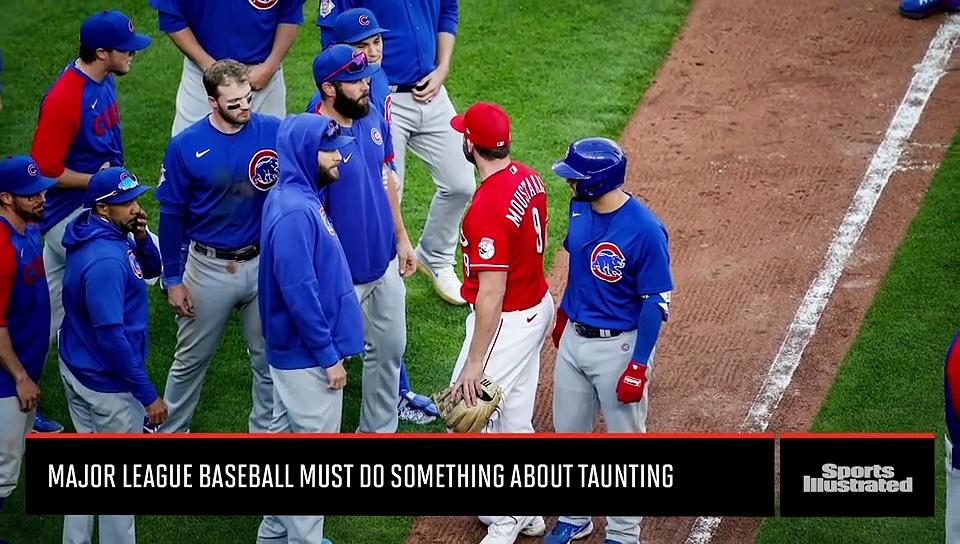 MLB Taunting