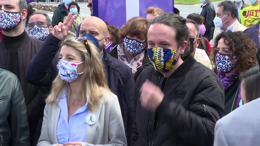 Ione Belarra presentará su candidatura a liderar Podemos