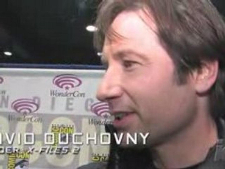 X-Files interviews
