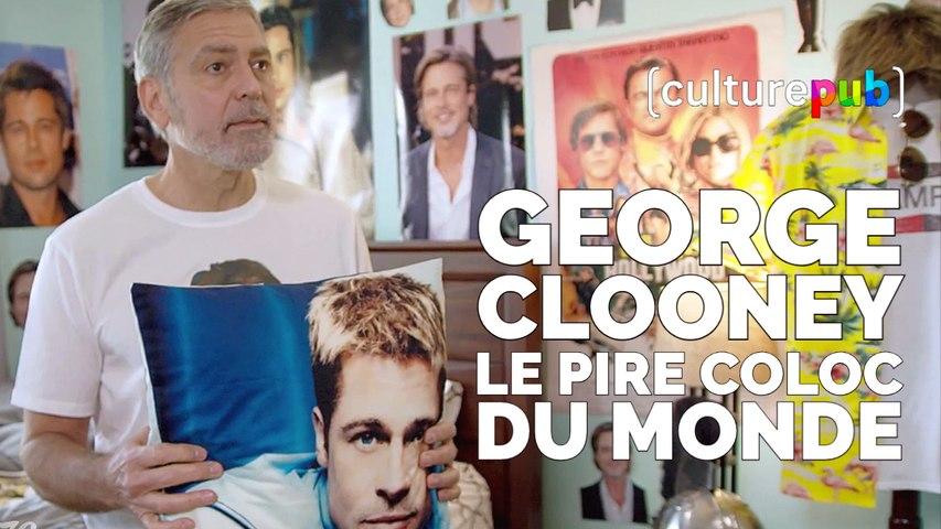 George Clooney est le pire coloc du monde - Culture Pub