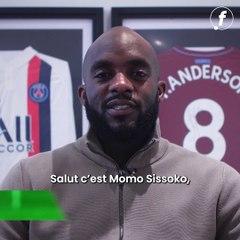 Momo Sissoko analyse l'élimination du PSG