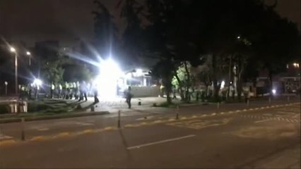 Las protestas no cesan en Colombia y continúa aumentando el número de heridos