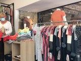 Les boutiques de vêtements préparent leur rentrée - Reportage TL7 - TL7, Télévision loire 7