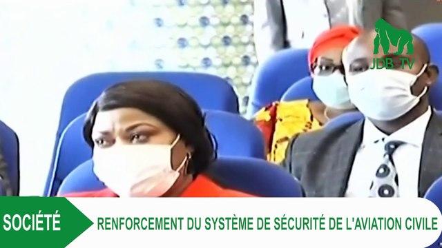 Renforcement du système de sécurité de l'aviation civile au Congo