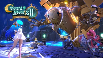 Crystal Hearts 2 Compass of Dimension Official Trailer