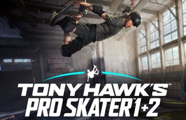 'Tony Hawk's Pro Skater 1+2' is coming to Nintendo Switch soon!