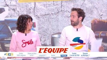 La Petite Lucarne du 6 mai 2021 - Tous sports - L'Equipe d'Estelle