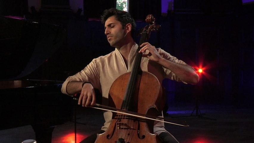 Kian Soltani - Schubert: Du bist die Ruh', D. 776 (Transc. for Cello & Piano)