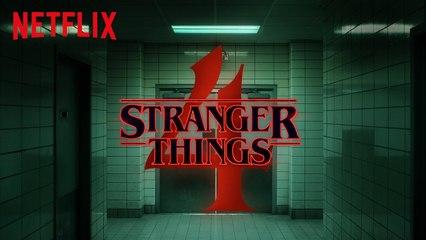 STRANGER THINGS Season 4 Trailer Teaser (2021)