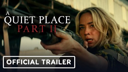 A QUIET PLACE 2 Trailer (New EXTENDED, 2021)