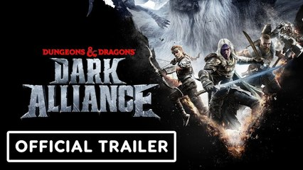 Baldur's Gate- Dark Alliance - Official Launch Trailer