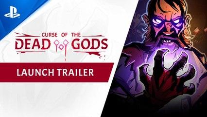 Curse of the Dead Gods - Launch Trailer - PS4